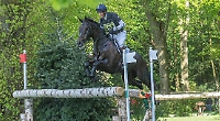 Novice horse and experienced rider make a strong showing