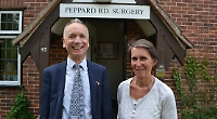 GP couple retire after 28 years running 'friendly' surgery