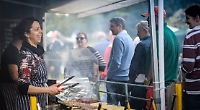 Food festival offers feast of family fun
