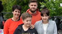 Family hold car boot sale to raise money for boy's treatment