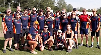 Henley Dragons narrowly miss out to host club