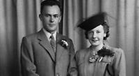 Love letters that kept couple together despite war