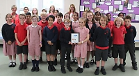 School wins award for promoting sustainable transport