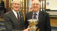 Presentation of Goadby Cup