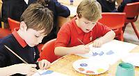 Children urged to be creative