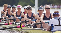 Successful Masters Regatta for Upper Thames