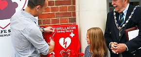 Should all National Trust properties have a defibrillator?