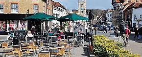 Does Henley need more town centre parking spaces?