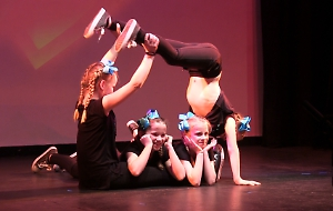 Young dancers hit the stage in Henley