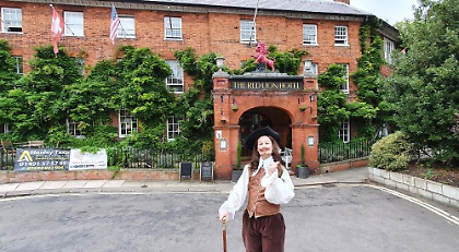 Charles I Back At Red Lion Hotel After Nearly 400 Years Henley Standard