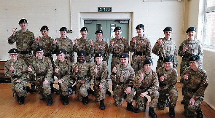 Henley Army Cadets - Henley Standard
