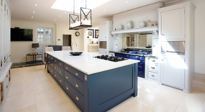 Beautiful kitchens, hand-made in Henley - Henley Standard