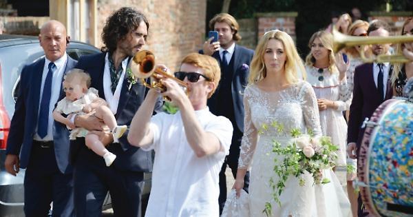 Comedian Marries In Front Of Celebrities Henley Standard
