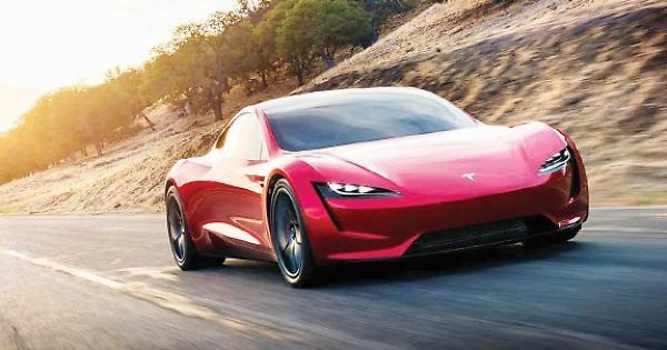 tesla announces fastest electric car henley standard. Black Bedroom Furniture Sets. Home Design Ideas