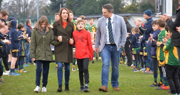 Rugby Club Pays Tribute To Player Henley Standard