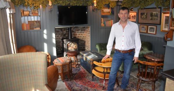 Popular pub re-opens after month-long refurbishment ...