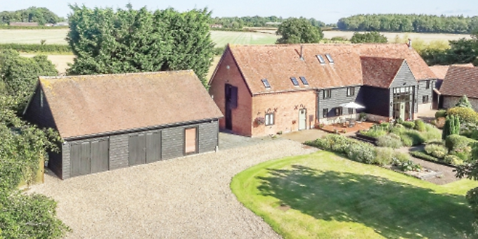 Converted Cow Barn Is A Good Place To Moo Ve To Henley Standard