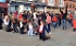 Henley flash mob marks postman's 50th
