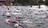Scores of swimmers in Henley pub race