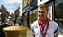 Henley rowers celebrated with golden postbox
